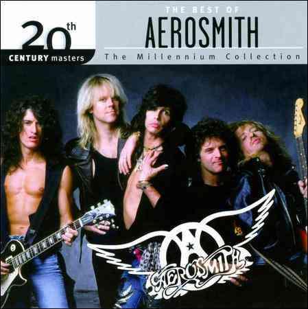 20TH CENTURY MASTERS:BEST/AEROSMITH BY AEROSMITH (CD)
